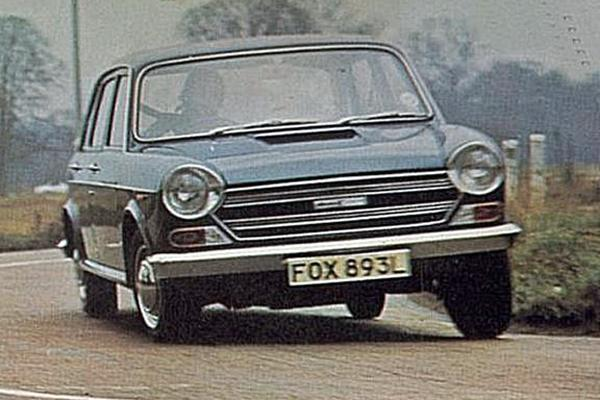 BMC 1800 development story: Sure footed front wheel drive chassis ensured that the ADO17 continued the tradition for exemplary road manners started by the Mini and then augmented by the ADO16.