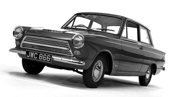 Ford Cortina Mk1