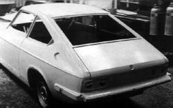 Reliant-styled Equipe prototype