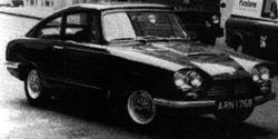 1964 Bond Equipe GT4S