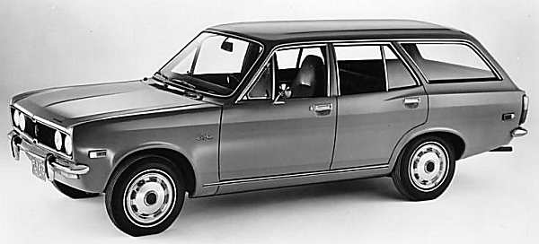 Five-door estate