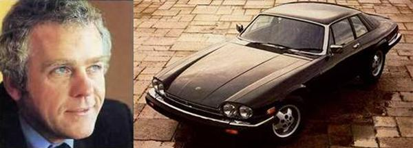 John Egan pictured alongside an image of an American-spec XJS-HE: Egan achieved huge amounts in his efforts to change the image of Jaguar picked up during the BL years. In four short years, he almost single-handedly transformed the company from a lame duck to the magnificent swan that it was during the early years of the company. The only tragedy is that the rewards of this labour did not benefit the British motor industry, but the Ford motor company, who picked up the company in the Autumn of 1989, having paid 1.6 billion for it.