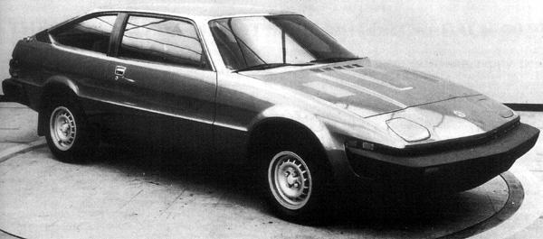 This incarnation of Project Lynx was a promising 4-seater coup, to be available in 4-cylinder and V8-engined forms, badged as either a Triumph or an MG. This version was the MG version, which according to plan would have been powered by a 2.0-litre version of the O-series engine, leaving the V8 for the Triumph. Certainly, the plan had been that the Lynx would replace the troublesome Stag. (Picture: &quot;MG: The Untold Story&quot;, by David Knowles).