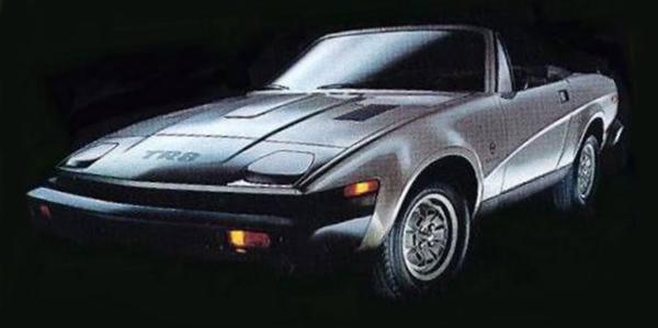 1980 heralded the introduction of the Triumph TR8, but unfortunately for British Triumph fans, it was made available in the USA only. Strong and smooth Rover V8 engine allied with the convertible body style made for an extremely appealing car  a kind of latter-day MGB-V8, in fact. Performance and economy were excellent and the aluminium alloy engine was perfectly suited to the job of being the power unit for a ragtop. TVR would make a good living through building such cars in later years.
