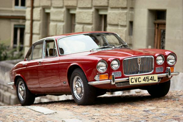 XJ12 raised the bar in terms of smoothness...