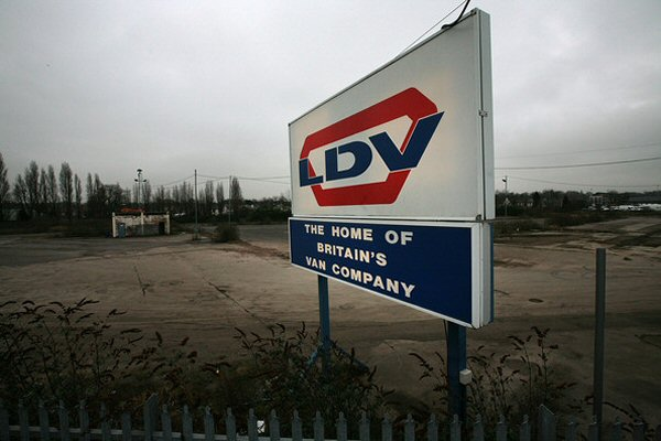 The future for LDV still hangs in the balance (picture: www.zimbio.com)