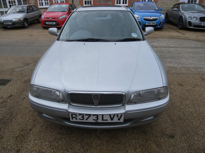 Does the Rover 600 still stack up?