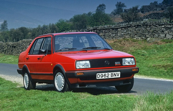 The Mark 2 Jetta GTi: I wanted one more than life itself!