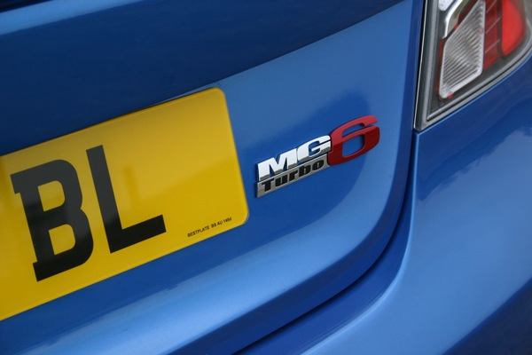 MG6: Great first effort for ambitious new company