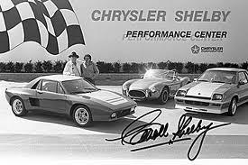 Carroll Shelby's aborted involvement in the AC 3000ME programme