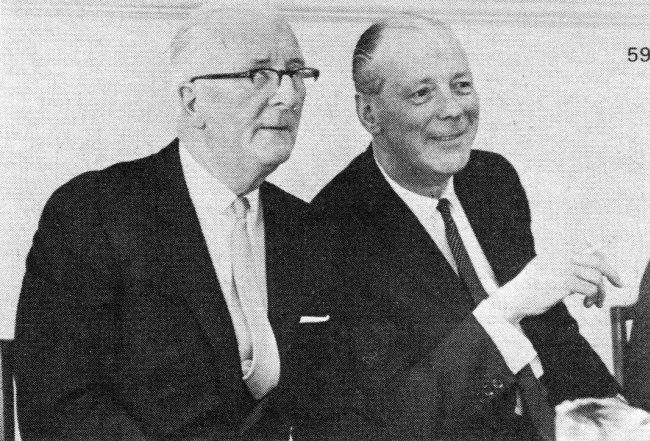 William Lyons and George Harriman