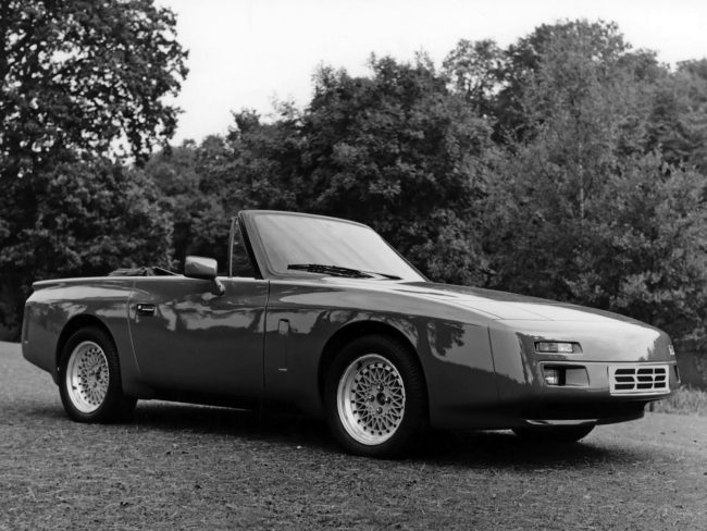 Would the SS1 have been more successful had William Towns styled it? Certainly his SS2 prototype suggests it would have.