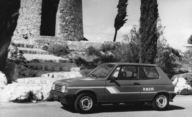 Spiritual successor to the SIMCA 1000 Rallye, and precursor to some cracking Peugeot hot hatches (205, 106, 306 Rallye), the Samba Rallye was a fun package that had been created so that young men could go rallying.