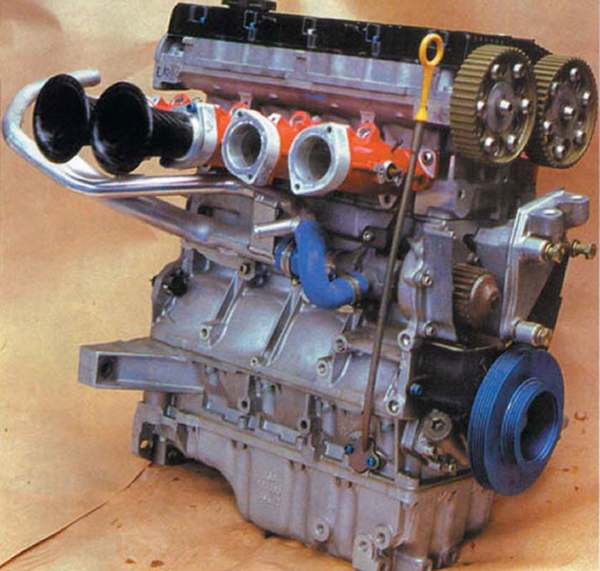 Building An Ohc Engine