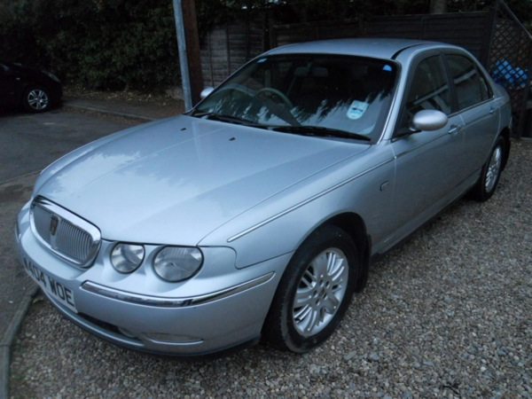 The £350 Rover 75