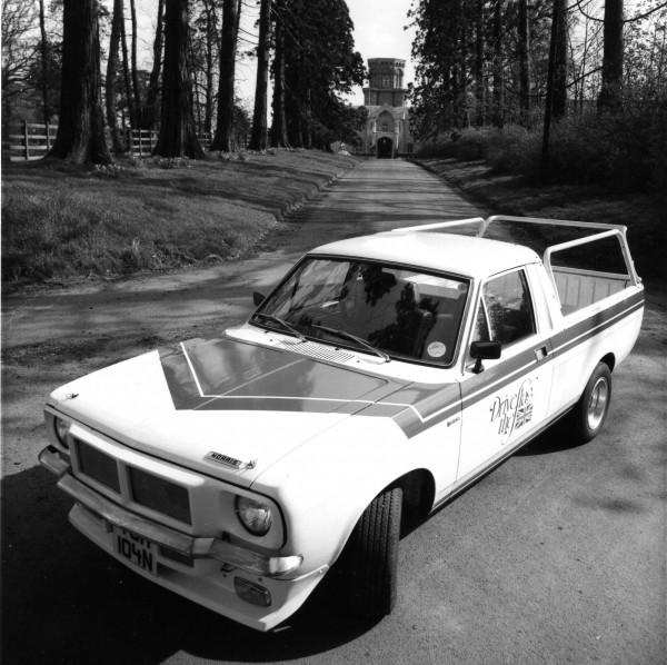 The V8 Marina