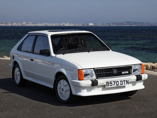vauxhall astra gte 1984 review. Black Bedroom Furniture Sets. Home Design Ideas