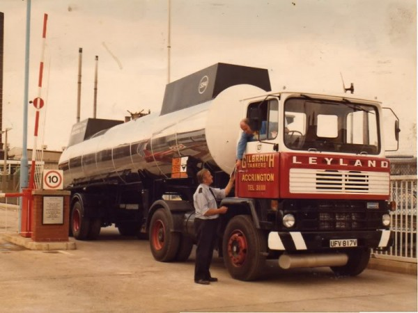 The Marathon 2 from 1977 became an excellent truck giving Leyland a huge boost and earning them a truly massive Government investment for future developments.