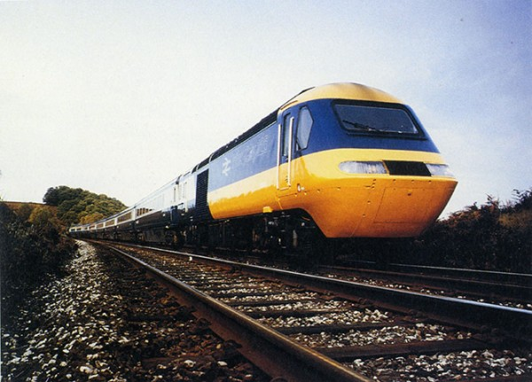 The most iconic train of British Rail? - A total success and still reigning supreme after 36 years.