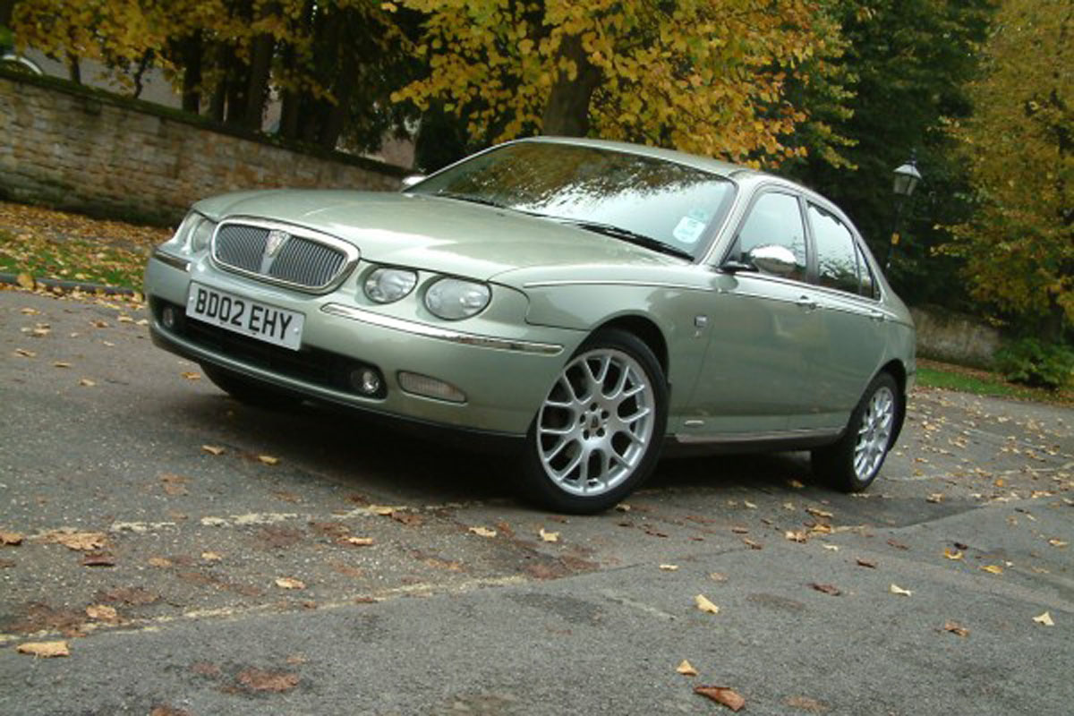 buying guide rover 75 aronline. Black Bedroom Furniture Sets. Home Design Ideas