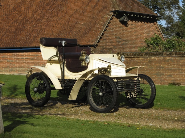1903 Vauxhall 5hp Two-seater