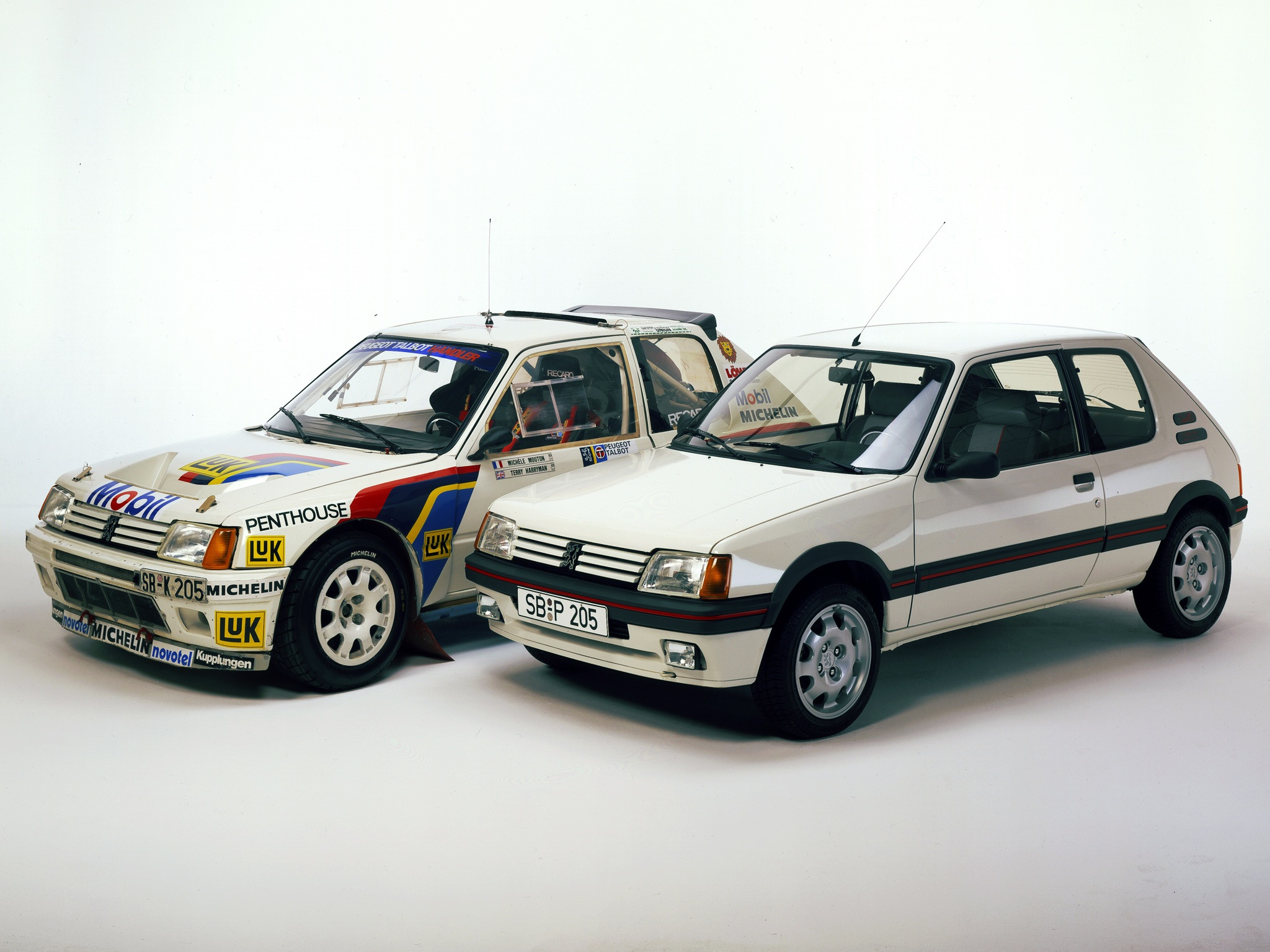 Blog 30 Years Of The Peugeot 205 Aronline