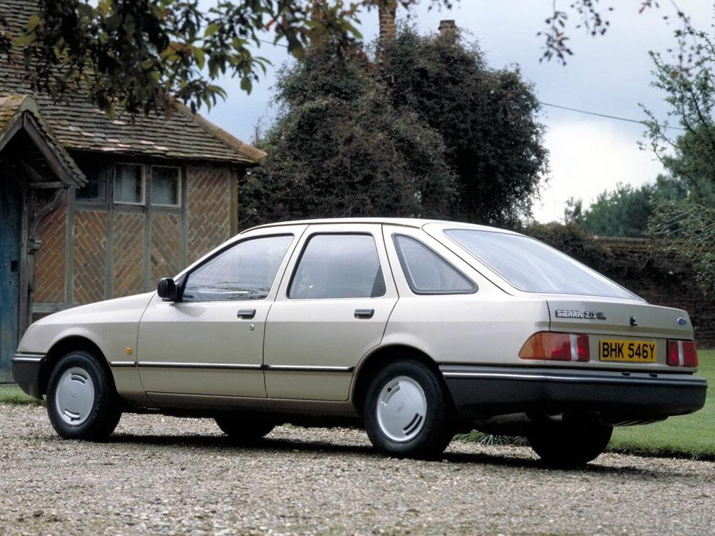 Types Of Ford Cars Uk