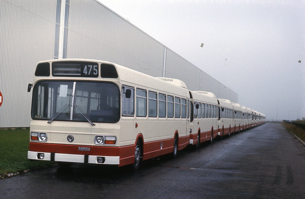 The Bus Section Leyland Bus 20 Years Since Closure