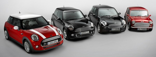 MINI Evolution (1)