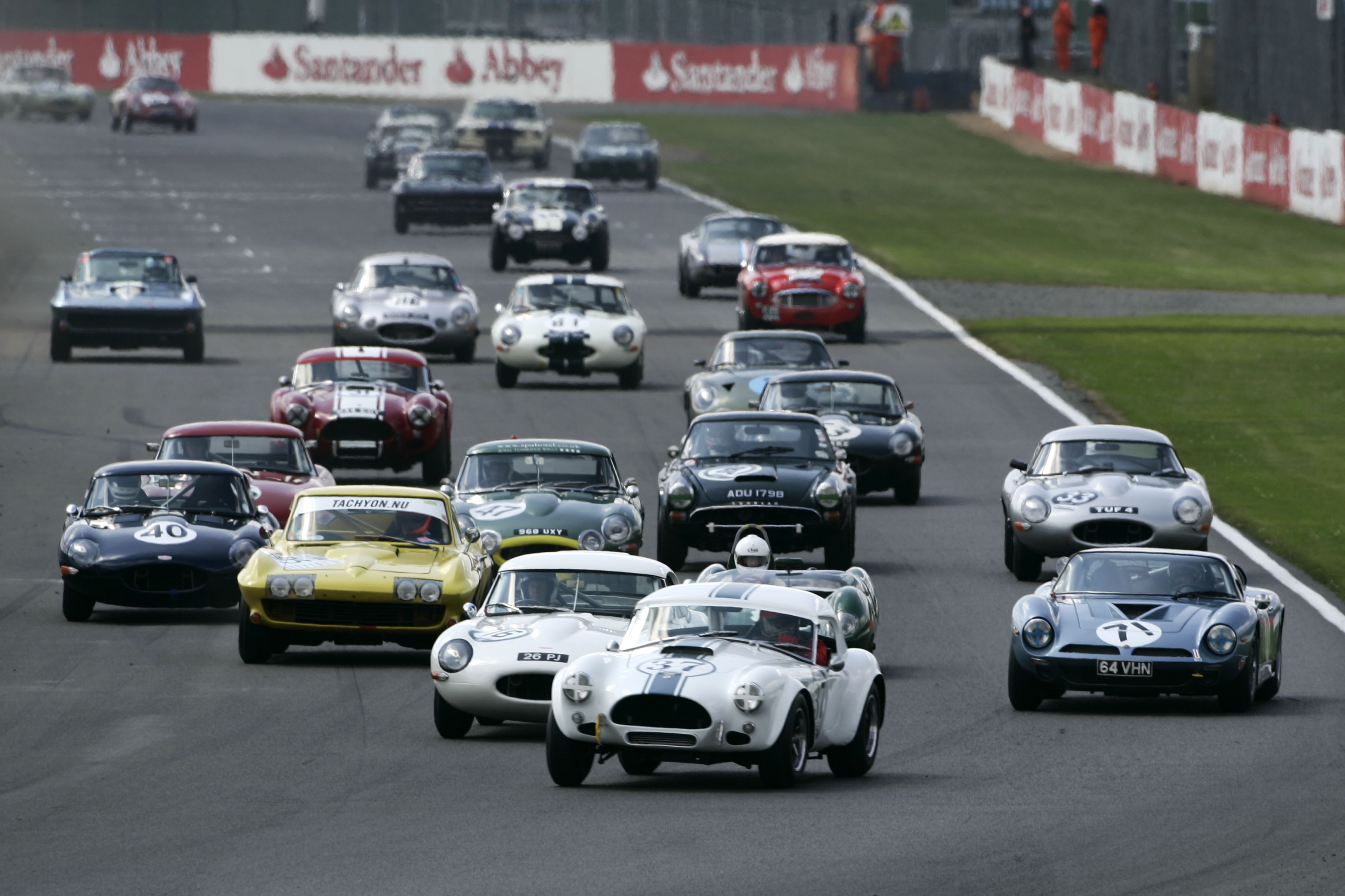 The best classic car events in the UK - AROnline
