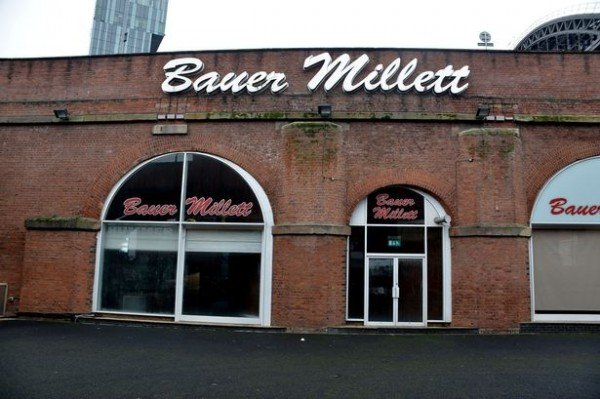 The famous Bauer Millett showroom on Deansgate was part of the fabric of Manchester for over 40 years...
