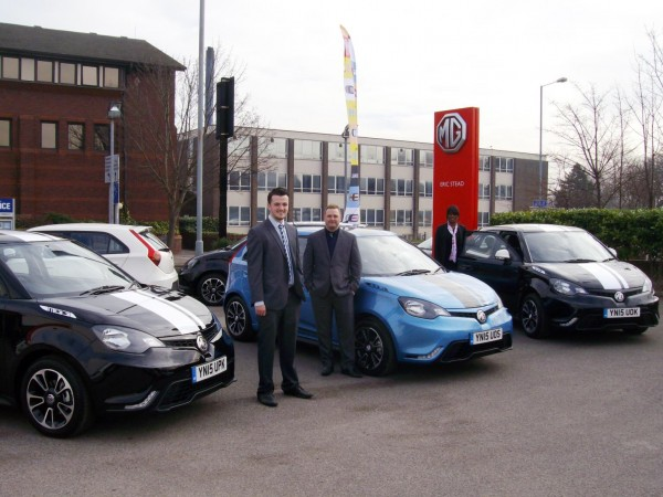 MG Motor have posted their best sales figures for April since the company re-started activities at Longbridge. Dealers such as Eric Stead of Sheffield have contributed to the sales figures