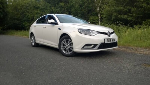 The revised and cheaper MG6 TSE - A great car dying to get out but not good enough overall.