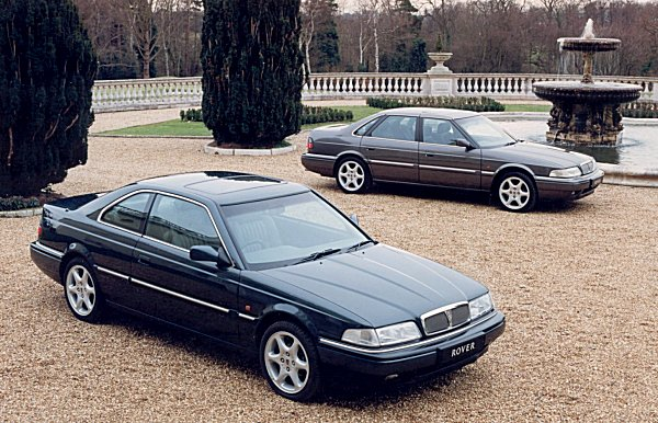 News  New Rover 800 club launched  AROnline