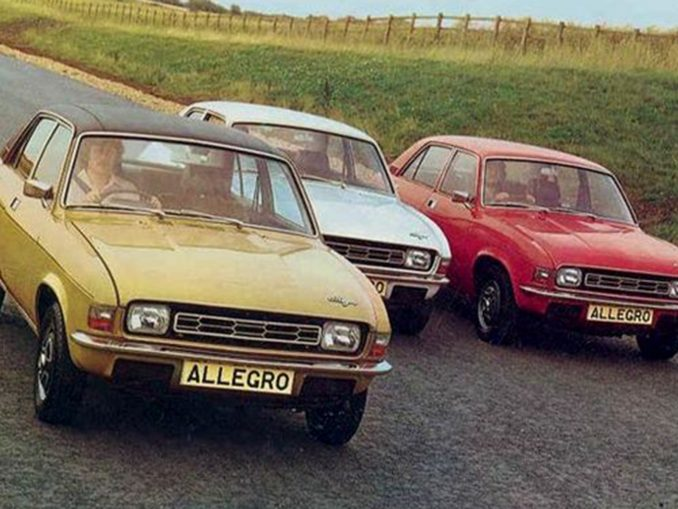 Do you think the Austin Allegro is the greatest BLMC car of them all? If so, vote for it as your favourite, below…