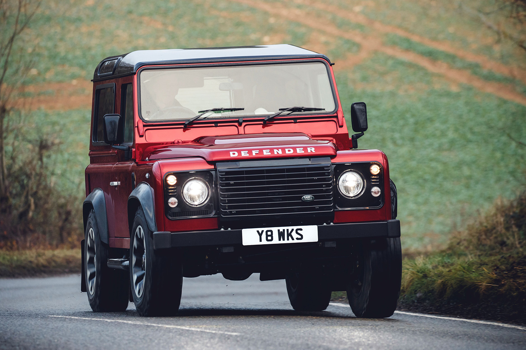 Land Rover Defender Works V8 - 70th Limited