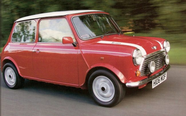 Rover Special Products: The most well-known RSP car was the 1990 Mini Cooper –a project that turned around the Mini's fortunes.