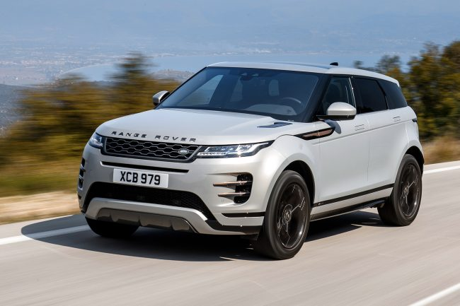 3d9621ce0b Range Rover Evoque 2019 first drive – good enough to stay on top